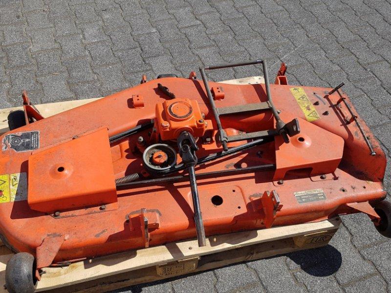 Kommunaltraktor des Typs Kubota BX2200 incl Mähwerk, Gebrauchtmaschine in Olpe (Bild 4)
