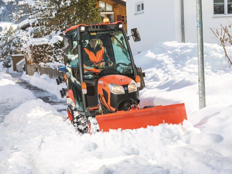 """Kommunaltraktor a típus Kubota BX261 """"Winterdienstpaket"""" ab 268,-€, Neumaschine ekkor: Olpe (Kép 1)"""