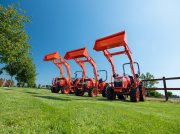 Kubota L1501 incl Frontlader Трактор для коммунальных служб