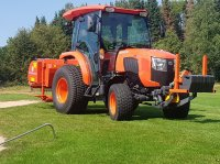 Kubota L2602 HST-Plus ab 0,0% tractor rutier (comunal)