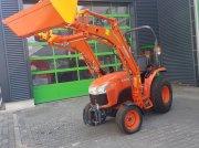 Kubota ST401 incl Frontlader Трактор для коммунальных служб