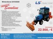 LS Tractor J27 HST Winterdienst Paket NEU Kommunaltraktor