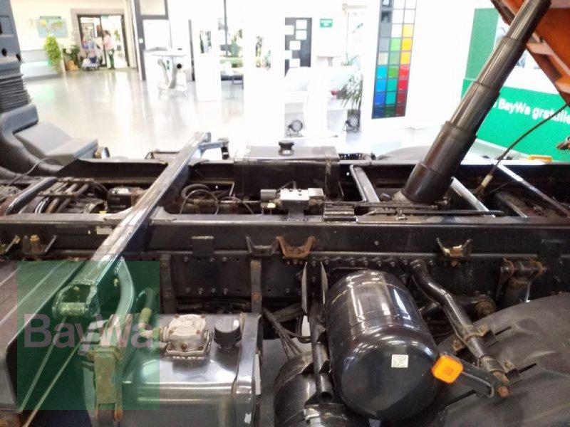 Kommunaltraktor des Typs MAN GEBR. TGM 13.240 4X4, Gebrauchtmaschine in Bamberg (Bild 14)
