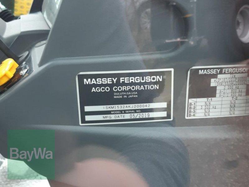 Kommunaltraktor des Typs Massey Ferguson 1532H, Neumaschine in Feldkirchen (Bild 4)