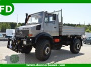 Mercedes-Benz Unimog 2100,2150 mit 215 PS, 7,49 Ton. Komunálny traktor