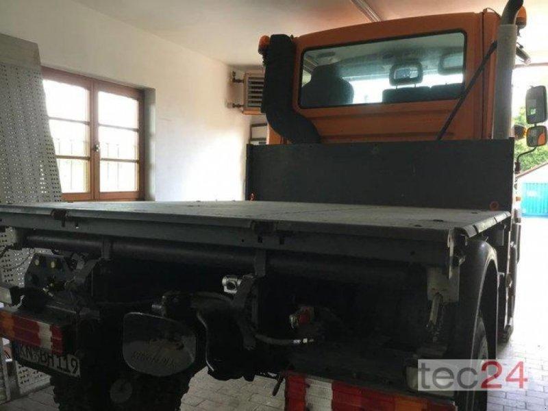 Kommunaltraktor des Typs Mercedes-Benz Unimog 405/10, Gebrauchtmaschine in Stockach (Bild 7)