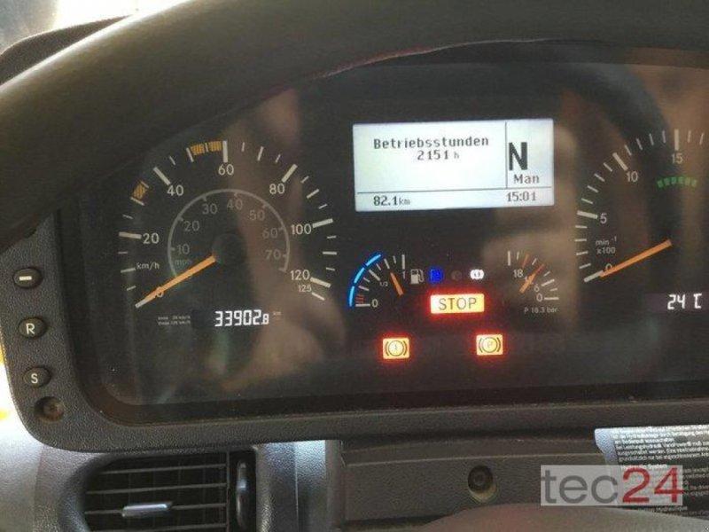 Kommunaltraktor des Typs Mercedes-Benz Unimog 405/10, Gebrauchtmaschine in Stockach (Bild 6)