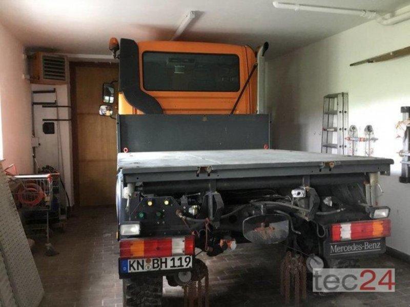Kommunaltraktor des Typs Mercedes-Benz Unimog 405/10, Gebrauchtmaschine in Stockach (Bild 10)