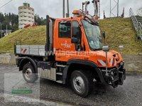 Mercedes-Benz UNIMOG U200 Трактор для коммунальных служб
