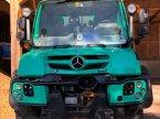 Kommunaltraktor des Typs Mercedes-Benz Unimog U430 in Oppenau