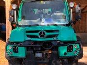 Mercedes-Benz Unimog U430 Трактор для коммунальных служб