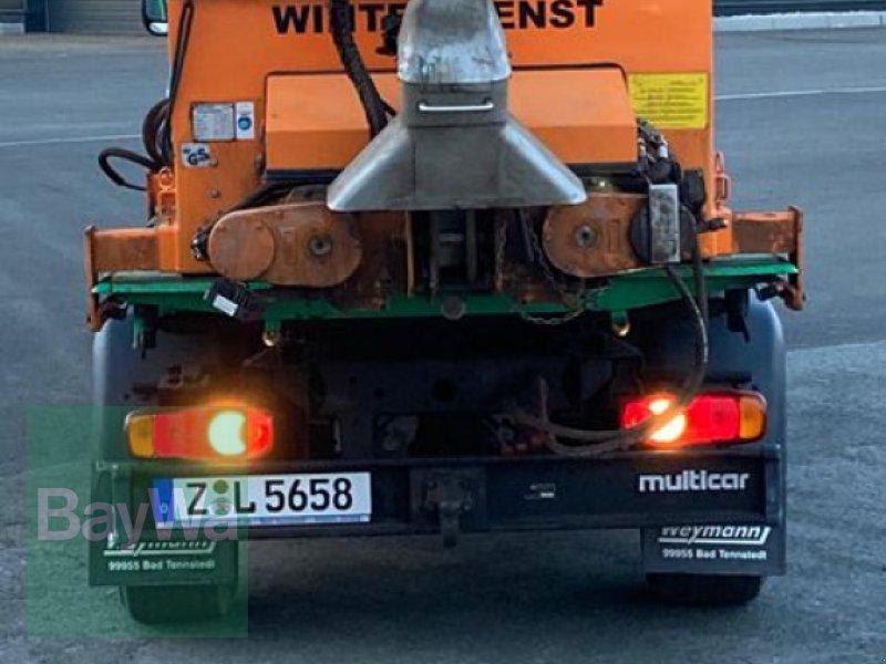 Kommunaltraktor des Typs Multicar FUMO CARRIER M30, Gebrauchtmaschine in Neumark (Bild 6)