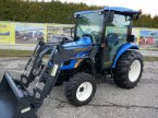 Kommunaltraktor des Typs New Holland Boomer 3050 in Villach