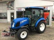 New Holland Boomer 50 HST Municipal tractor