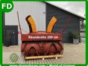Kommunaltraktor typu Unimog Schneefräse für Unimog, RB250 cm, Gebrauchtmaschine v Hinterschmiding