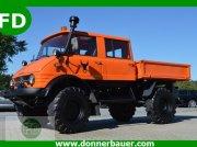 Kommunaltraktor типа Unimog Unimog 416 Doka, Doppelkabine, Gebrauchtmaschine в Hinterschmiding