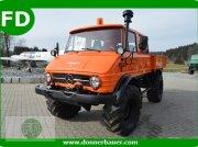 Unimog Unimog 416 mit Doppelkabine, Rarität, tractor rutier (comunal)
