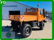 Unimog Unimog U1200 Agrar mit Unfallschaden tractor rutier (comunal)