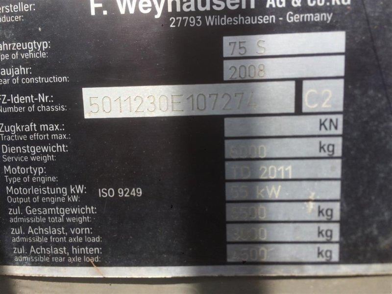 Kompaktlader des Typs Atlas Sonstiges, Gebrauchtmaschine in Horsens (Bild 5)