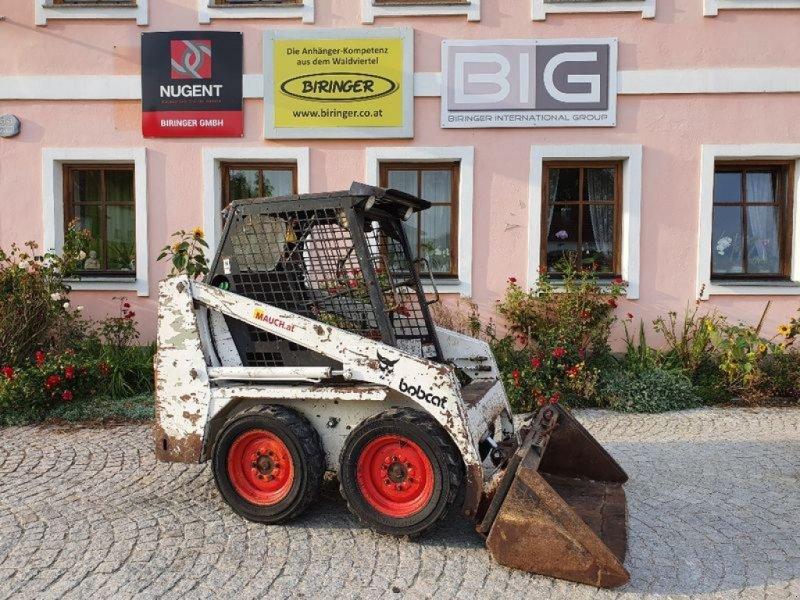 Kompaktlader typu Bobcat 543 PREISREDUZIERT, Gebrauchtmaschine w Brunn an der Wild (Zdjęcie 1)