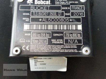 Kompaktlader des Typs Bobcat Schaufel, Gebrauchtmaschine in Schwabmünchen (Bild 5)