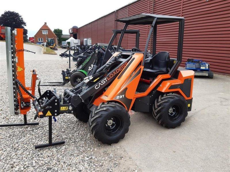 Kompaktlader типа Cast Group vi sælger hele pogrammet, Gebrauchtmaschine в Rødekro (Фотография 1)
