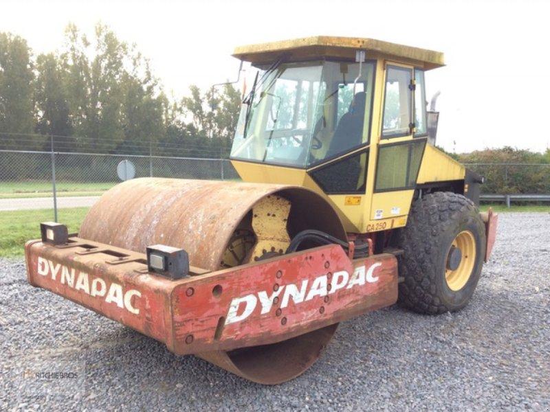 Kompaktlader типа DYNAPAC CA250D, Gebrauchtmaschine в Zevenbergen (Фотография 1)