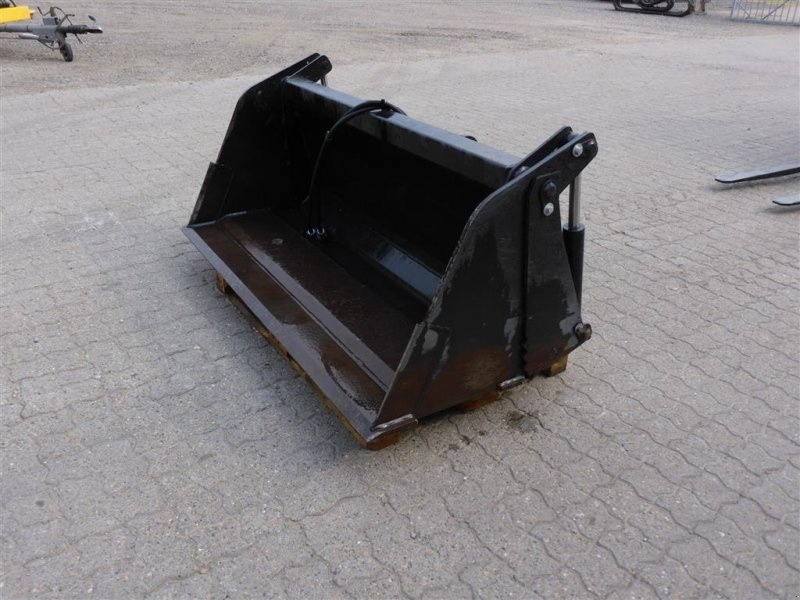 Kompaktlader typu GiANT 4 I EN SKOVL 160 cm orginal 4i1 skovl, Gebrauchtmaschine w Nørresundby (Zdjęcie 1)
