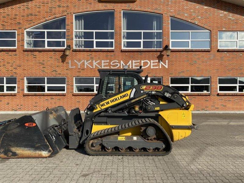 Kompaktlader типа New Holland C238, Gebrauchtmaschine в Gjerlev J. (Фотография 1)