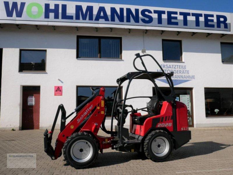 Kompaktlader типа Schäffer 2028 SLT, Neumaschine в Unterdietfurt (Фотография 1)