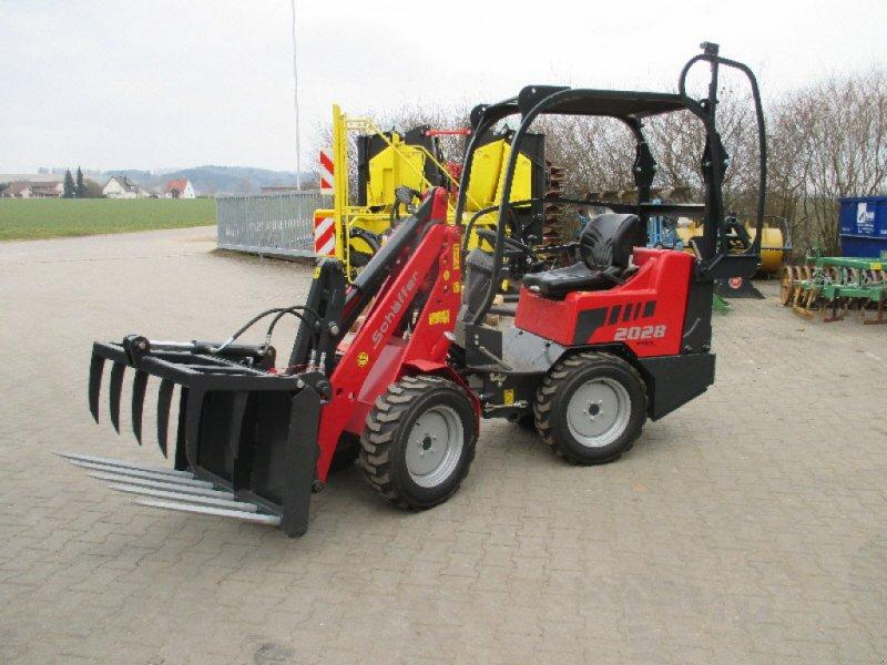 Kompaktlader типа Schäffer 2028, Neumaschine в Aislingen (Фотография 1)