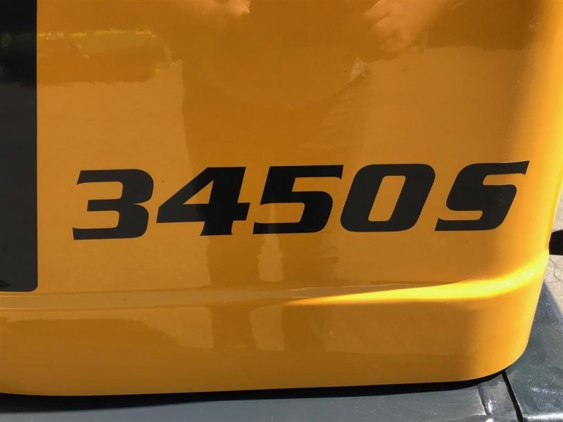 Kompaktlader typu Schäffer 3450 Med kørelys, Gebrauchtmaschine v Ribe (Obrázok 2)