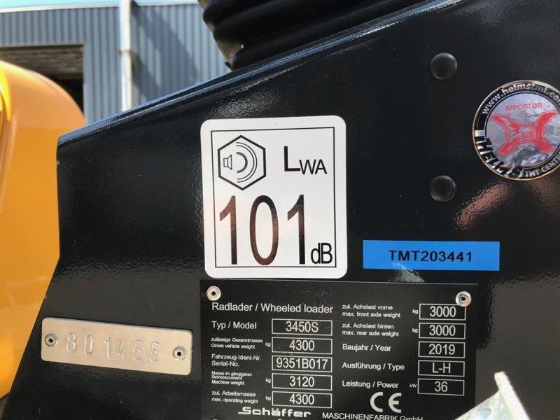 Kompaktlader typu Schäffer 3450 Med kørelys, Gebrauchtmaschine v Ribe (Obrázok 8)