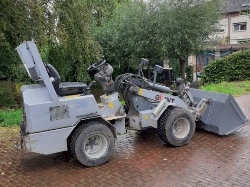 Kompaktlader типа Sonstige Giant 262 sw xtra., Gebrauchtmaschine в Alblasserdam (Фотография 1)