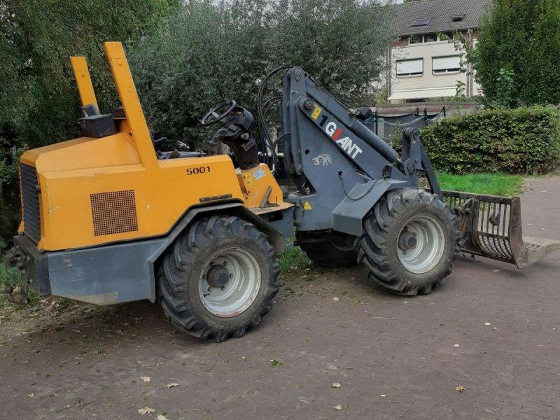 Kompaktlader типа Sonstige Giant V5001t, Gebrauchtmaschine в Alblasserdam (Фотография 1)