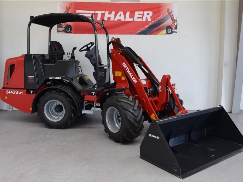Kompaktlader типа Thaler 3448S DPF, Gebrauchtmaschine в Skjern (Фотография 1)