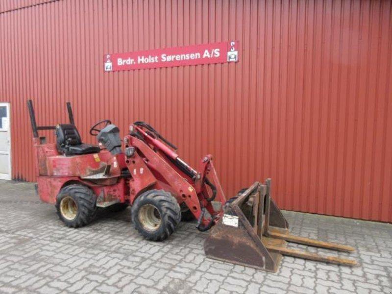 Kompaktlader типа Thaler KL 234, Gebrauchtmaschine в Ribe (Фотография 1)