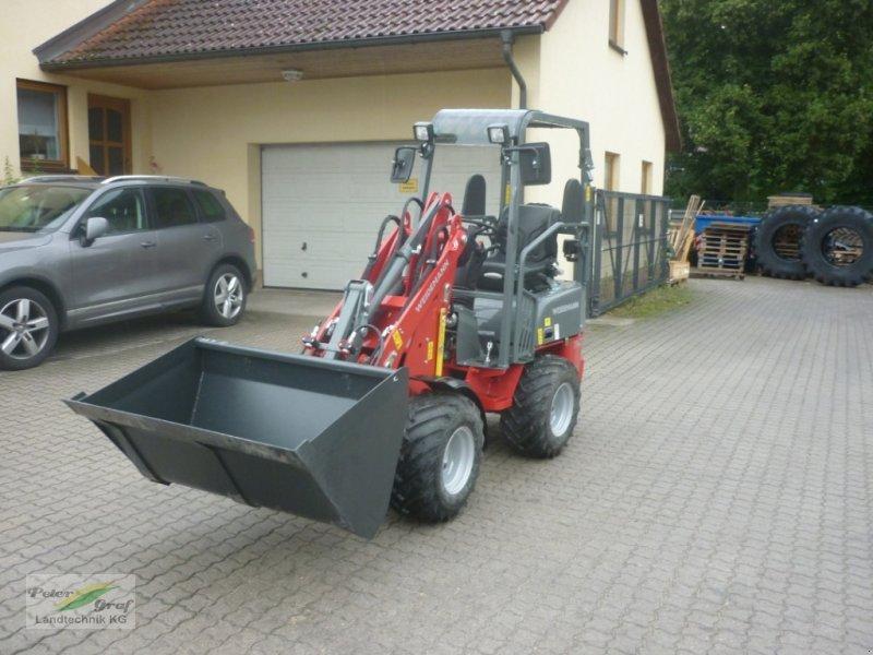 Kompaktlader типа Weidemann  1140 Profi, Gebrauchtmaschine в Pegnitz-Bronn (Фотография 1)