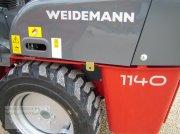 Kompaktlader a típus Weidemann  1140, Neumaschine ekkor: Ingolstadt