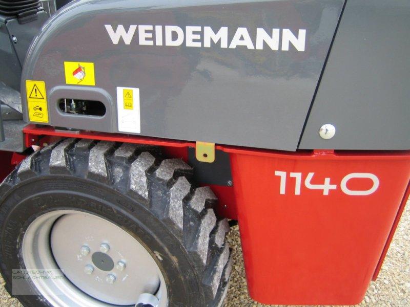 Kompaktlader des Typs Weidemann  1140, Neumaschine in Ingolstadt (Bild 1)