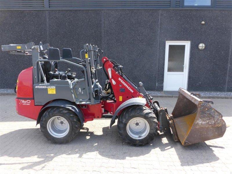 Kompaktlader типа Weidemann  1160 el maskine, Gebrauchtmaschine в Nørresundby (Фотография 1)