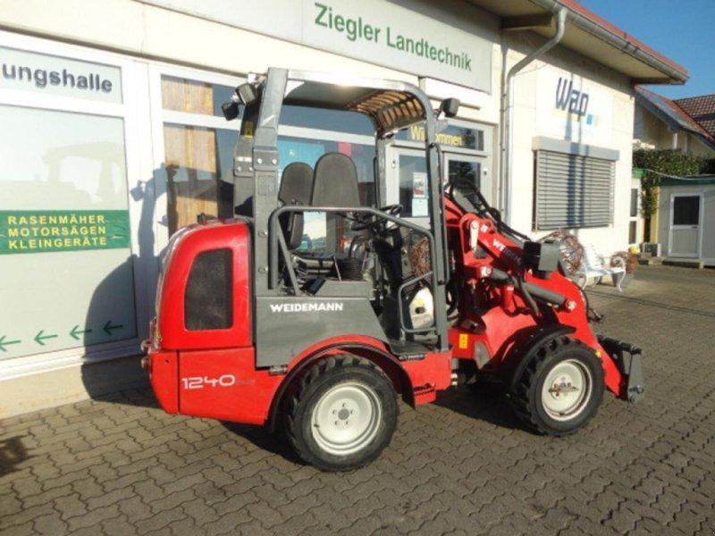 Kompaktlader типа Weidemann  1240CX, Gebrauchtmaschine в Kandern-Tannenkirch (Фотография 3)