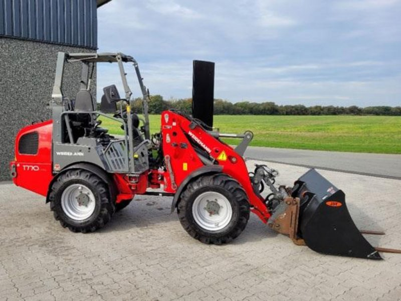 Kompaktlader типа Weidemann  1770 CX50 m. centralsmøring og nye dæk og fælge, Gebrauchtmaschine в Vrå (Фотография 1)