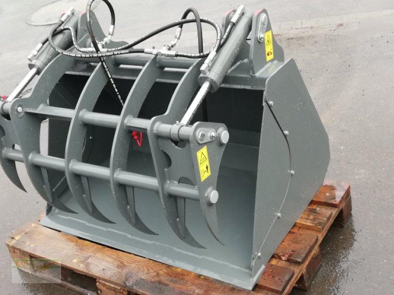 Kompaktlader des Typs Weidemann  Greifschaufel, Neumaschine in Bad Mergentheim (Bild 1)