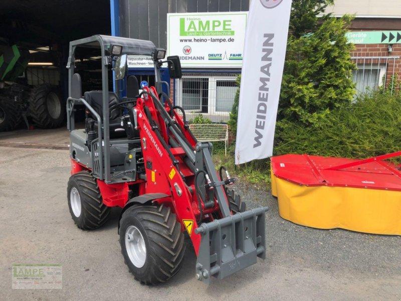 Kompaktlader типа Weidemann  Hoftrac 1140, Neumaschine в Isernhagen FB (Фотография 1)