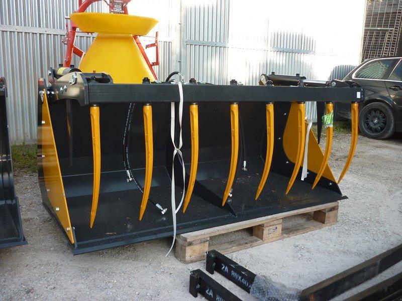 Kompaktlader типа Zago Sonstiges, Neumaschine в Helgisried (Фотография 1)