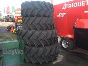 BKT Agrimax RT 710/70 R42 & 600/70 R30 Komplettradsatz
