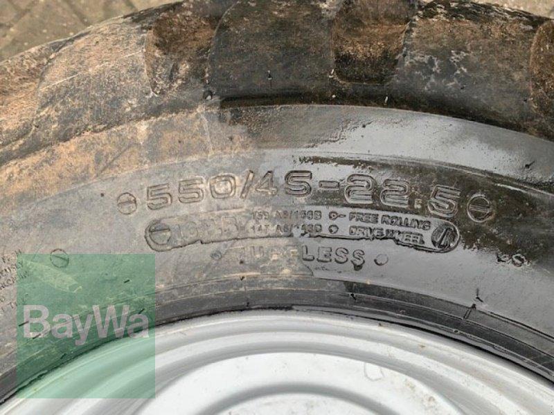 Komplettradsatz des Typs Ceat 550/45-22,5, Gebrauchtmaschine in Fürth (Bild 2)