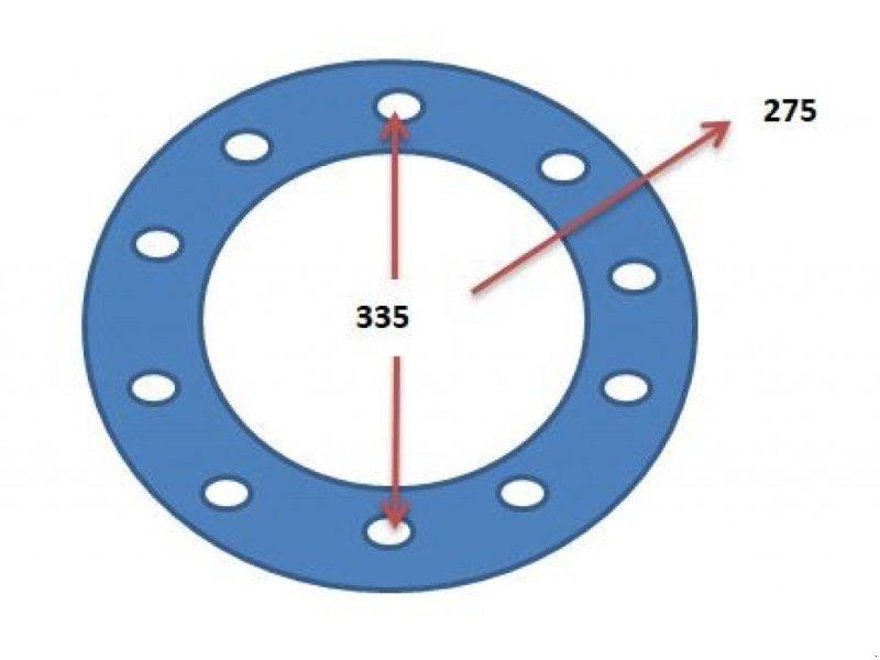 CLAAS 500-85 R26, 500-60 R26,5 680-85 R32 Komplettradsatz