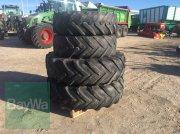 CLAAS Pflegeräder 380/70 R28 & 420/85 R38 Michelin passend für Claas Arion 500 Komplettradsatz